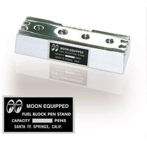 画像1: MOON フュエル ブロック ペン スタンド
