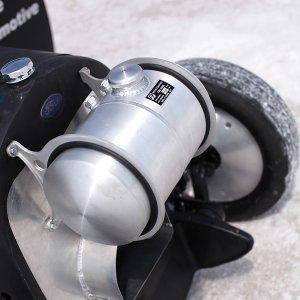 画像2: 500 Series MOON Fuel Tank -Dragster-