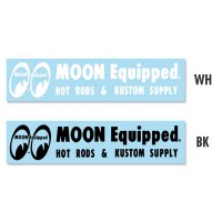 MOON Equipped ロゴ ステッカー