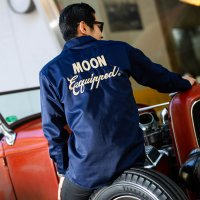 MOON Equipped ロング スリーブ ワーク シャツ
