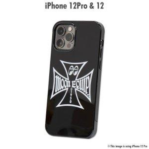 画像2: MOON Equipped Iron Cross iPhone 12, 12 Pro ハード ケース