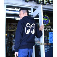 MOON Equipped Zip Up パーカー