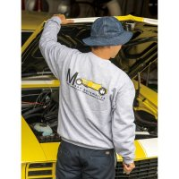 MOON Equipped Yellow Roadster スウェットシャツ