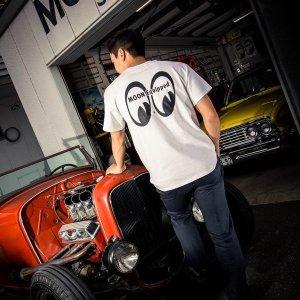 画像1: MOON Equipped Tシャツ