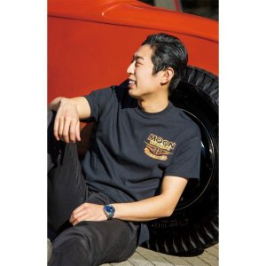 画像2: MOON ロードスター Tシャツ