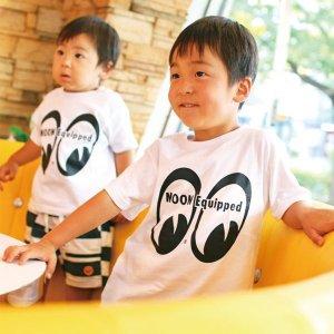 画像5: MOON Equipped インファント Tシャツ (100cm〜120cm)