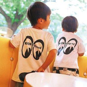 画像1: MOON Equipped インファント Tシャツ (100cm〜120cm)