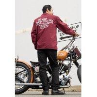MOON Custom Cycle Shop コーチ ジャケット