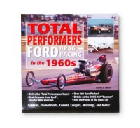【50%OFF】TOTAL PERFORMANCE FORD DRAG RACING in the 1960s