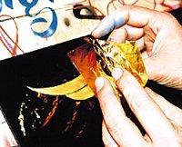 ゴールド リーフ(金箔)