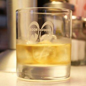 画像1: MOON Classic ロック グラス