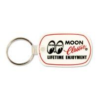 MOON Classic ラバー キー リング