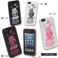 【50% OFF】Rat Fink iPhone SE/5/5s ジャケットット