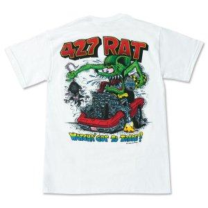 """画像2: ラット フィンク モンスター Tシャツ """"427 Rat Shirt"""""""