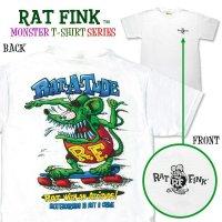 """ラット フィンク モンスター Tシャツ """"Rat-a-Tude"""""""