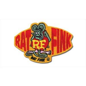画像1: Rat Fink パッチ