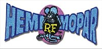 Rat Fink ヘミモパー パッチ