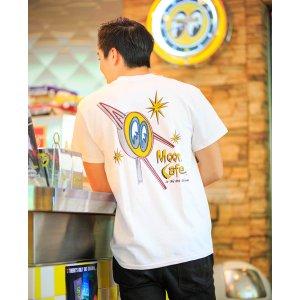 画像1: MOON Cafe Tシャツ