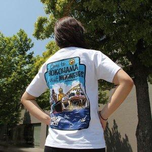 画像4: MOON カムトゥー 横浜 T-Shirts