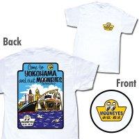 MOON カムトゥー 横浜 T-Shirts