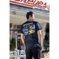 MOON 本牧 Then & Now Tシャツ