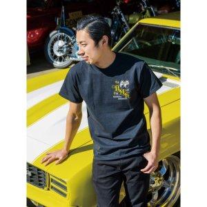 画像2: MOON 本牧 Then & Now Tシャツ