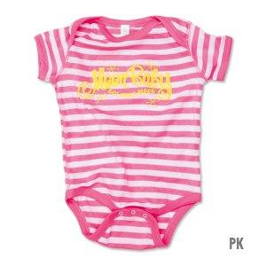 画像3: MOON Stripe Baby ロンパース