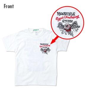 画像2: Kids & Ladies ピンストライプ ステューディオ Tシャツ