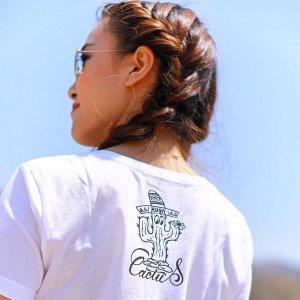 画像2: レディース MOON Cactus Tシャツ