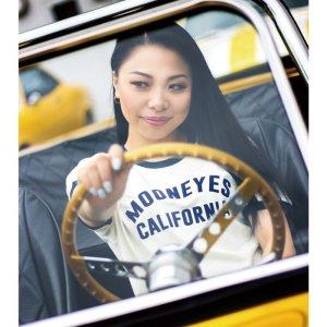 画像2: レディース MOON California トリム Tシャツ