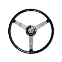 Banjo Steering Wheel ブラック 40cm