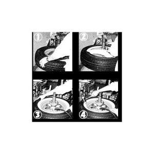 画像3: ホワイトリボン【4枚セット】10インチ、12インチから20インチまでお選びいただけます。