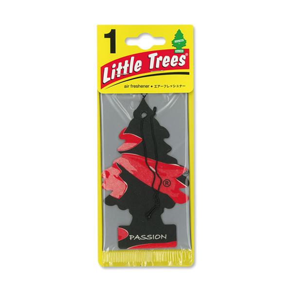 Little Tree Paper Air Freshener Passion (Sentiment)