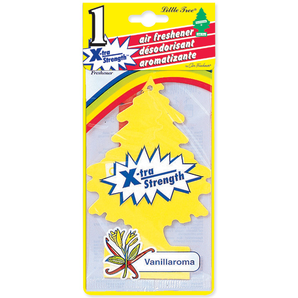 Big Tree Air Freshener Vanilla