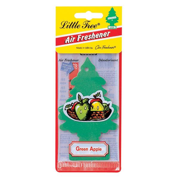 Little Tree Air Freshener Green Apple
