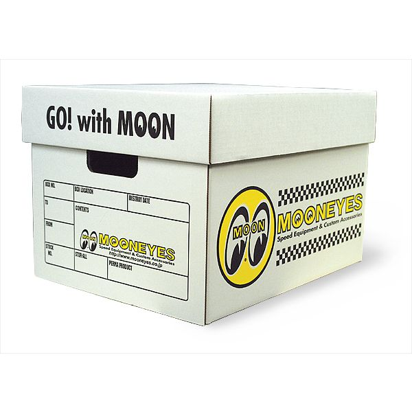 MOONEYES Storage Box