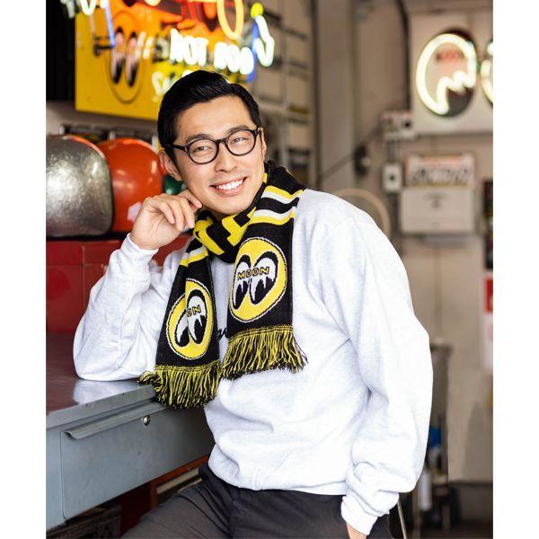 画像4: MOON スカーフ