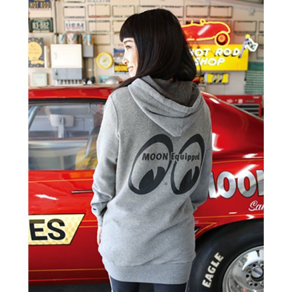 MOON Equipped Ladies Pullover Dress Parka