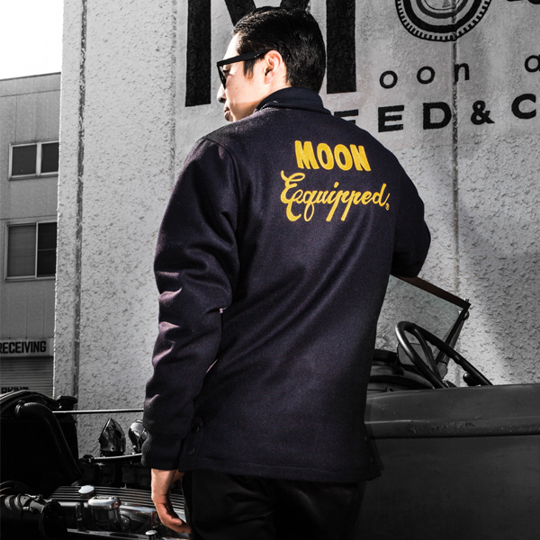 MOON Equipped Car Club Jacket