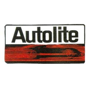 画像: ホットロッド ステッカー Autolite Ford ステッカ