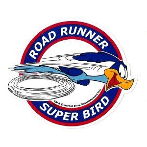 画像: ロード ・ ランナー デカール Super Bird
