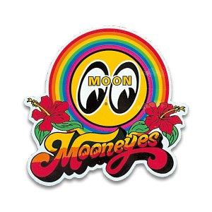 画像: MOON Rainbow Decal