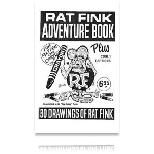 画像: ED ROTH BOOK RAT FINK ADVENTURE
