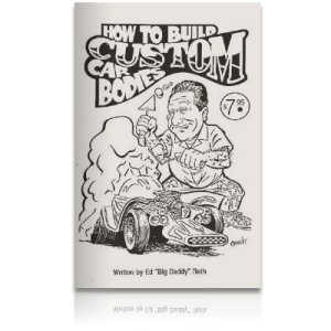 画像: ED ROTH BOOK HOW TO BUILD CAR BODY