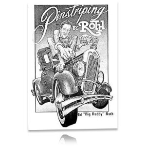 画像: ED ROTH BOOK PINSTRIPING BY ROTH