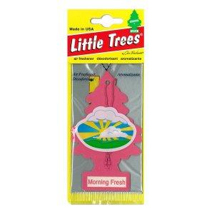 画像: Little Tree エアーフレッシュナー Morning Fresh
