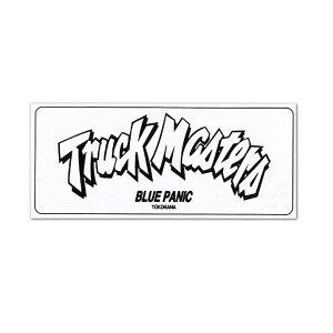 画像: ブルーパニック Truck Masters ステッカー