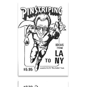 画像: ED ROTH BOOK PISTRIPING IDEAS LA TO NY