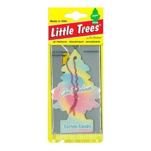 画像: Little Tree エアーフレッシュナー Cotton Candy