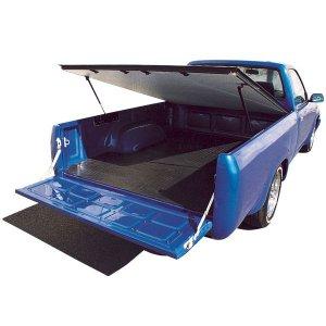 画像: トラック ラバー ベッド マット